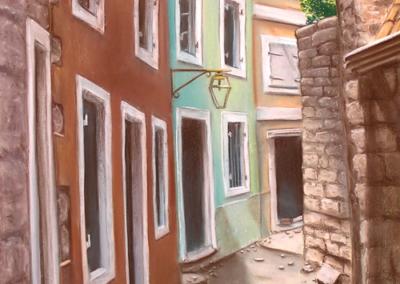 Steeg in Budva